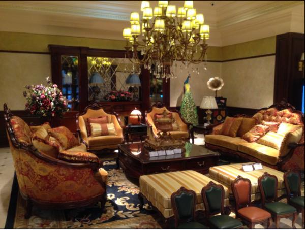 高端欧式家具销售